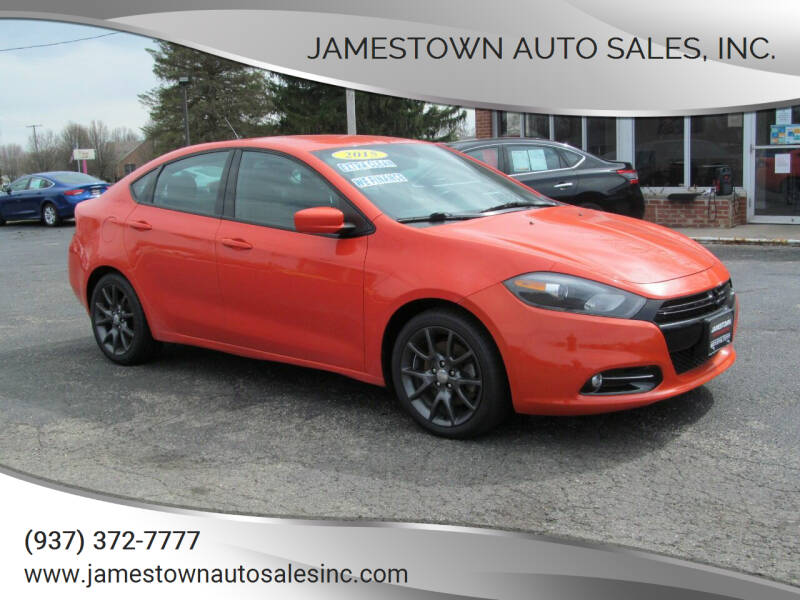 2015 Dodge Dart for sale at Jamestown Auto Sales, Inc. in Xenia OH
