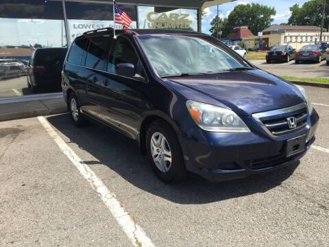 2007 Honda Odyssey for sale at Carz Unlimited in Richmond VA