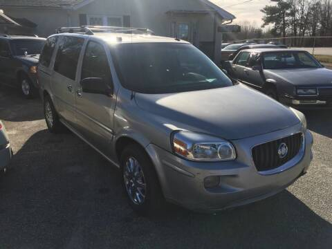 2006 Buick Terraza for sale at Mama's Motors in Greer SC
