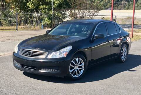 2008 Infiniti G35 for sale at Access Auto in Cabot AR