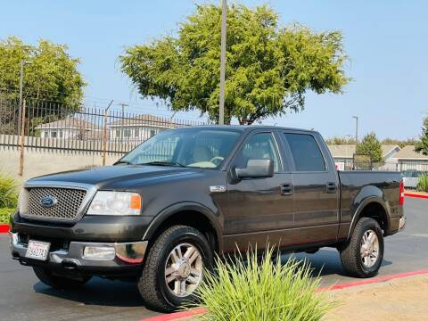 2005 Ford F-150 for sale at United Star Motors in Sacramento CA