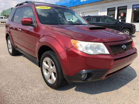 2009 Subaru Forester for sale at Perrys Certified Auto Exchange in Washington IN