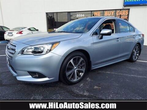 2015 Subaru Legacy for sale at BuyFromAndy.com at Hi Lo Auto Sales in Frederick MD