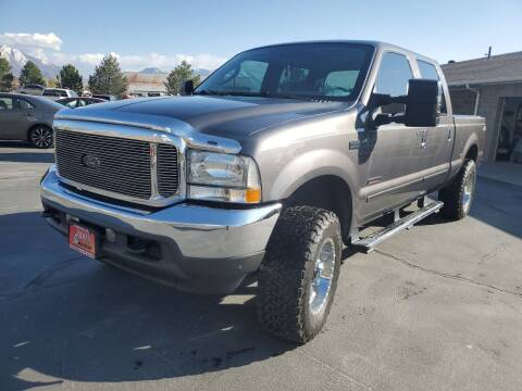 2004 Ford F-250 Super Duty for sale at Firehouse Auto Sales in Springville UT
