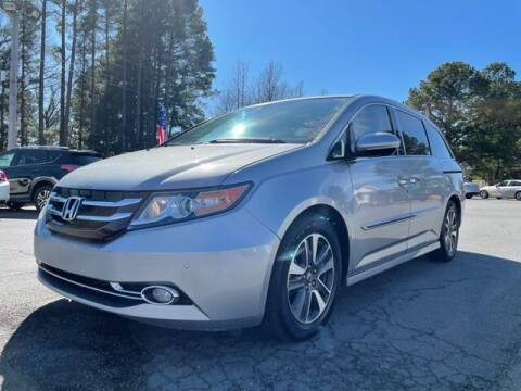2016 Honda Odyssey for sale at Airbase Auto Sales in Cabot AR