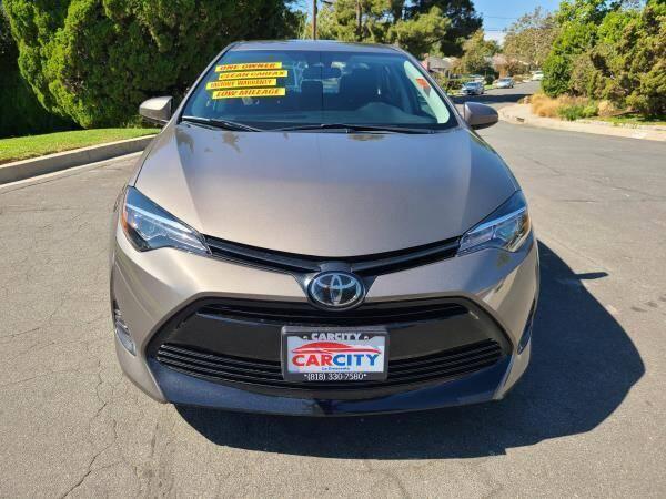 2019 Toyota Corolla LE 4dr Sedan - La Crescenta CA