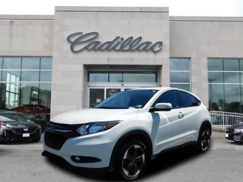 2018 Honda HR-V for sale at Radley Cadillac in Fredericksburg VA