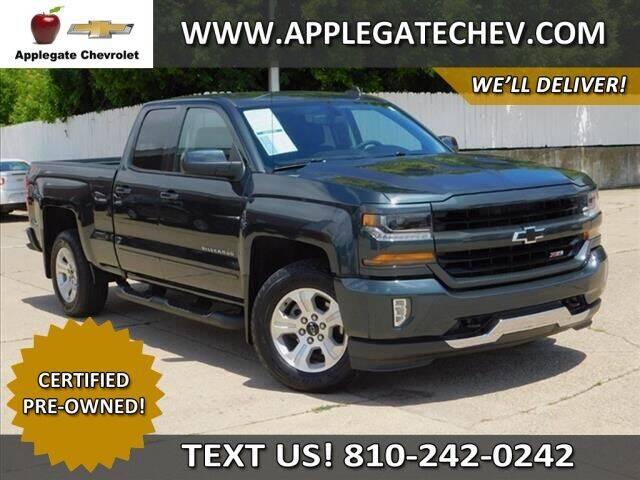 2019 Chevrolet Silverado 1500 LD for sale in Flint, MI