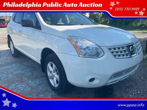 2010 Nissan Rogue for sale at Philadelphia Public Auto Auction in Philadelphia PA