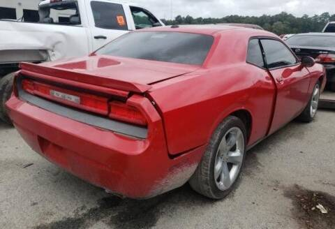 2013 Dodge Challenger for sale at JacksonvilleMotorMall.com in Jacksonville FL