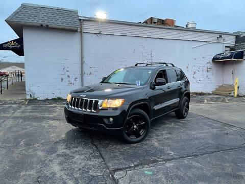 2012 Jeep Grand Cherokee for sale at Santa Motors Inc in Rochester NY