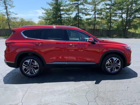 2020 Hyundai Santa Fe for sale at St. Louis Used Cars in Ellisville MO