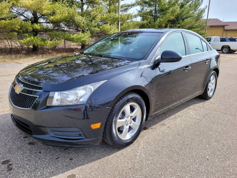 2012 Chevrolet Cruze for sale at Finish Line Auto Sales Inc. in Lapeer MI