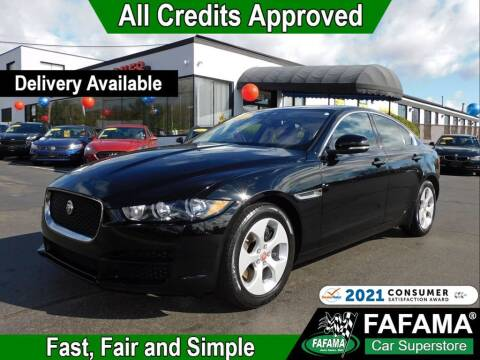 2018 Jaguar XE for sale at FAFAMA AUTO SALES Inc in Milford MA