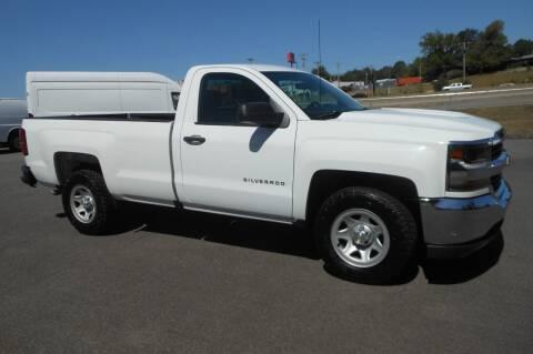 2016 Chevrolet Silverado 1500 for sale at Benton Truck Sales in Benton AR