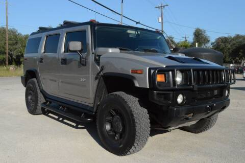 2005 HUMMER H2 for sale at Coleman Auto Group in Austin TX