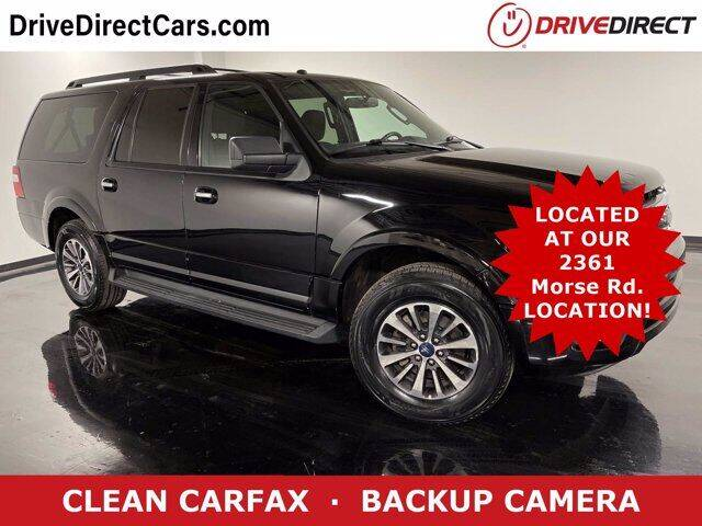 2016 Ford Expedition EL for sale in Columbus, OH
