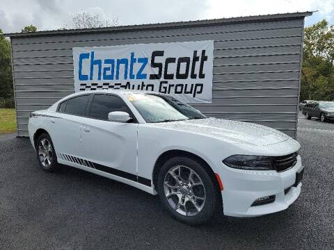 2017 Dodge Charger for sale at Chantz Scott Kia in Kingsport TN