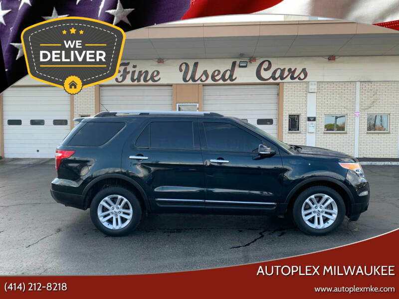 2015 Ford Explorer for sale at Autoplex 2 in Milwaukee WI