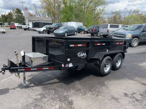 2020 Cam Superline  6x12 10k Dump for sale at Smart Choice 61 Trailers in Shoemakersville PA