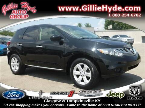 2012 Nissan Murano for sale at Gillie Hyde Auto Group in Glasgow KY