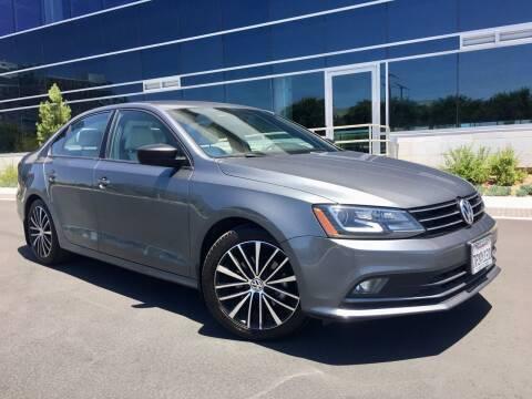 2016 Volkswagen Jetta for sale at San Diego Auto Solutions in Escondido CA