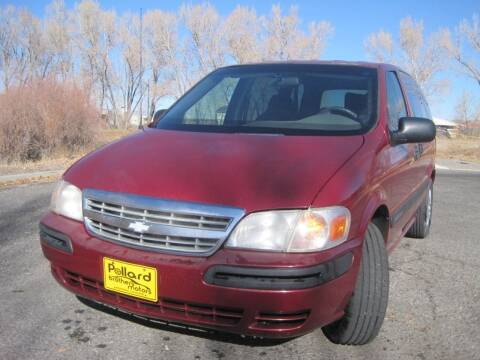 2004 Chevrolet Venture for sale at Pollard Brothers Motors in Montrose CO
