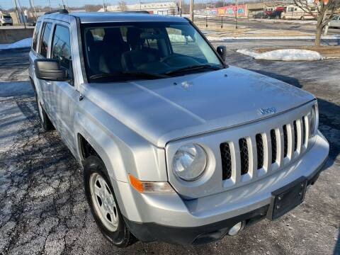 2011 Jeep Patriot for sale at Supreme Auto Gallery LLC in Kansas City MO