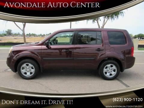 2014 Honda Pilot for sale at Avondale Auto Center in Avondale AZ