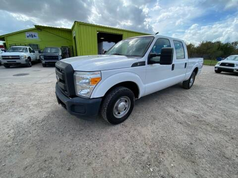 2015 Ford F-250 Super Duty for sale at RODRIGUEZ MOTORS CO. in Houston TX