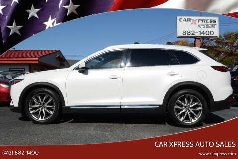 2016 Mazda CX-9 for sale at Car Xpress Auto Sales in Pittsburgh PA