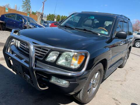 2007 Lexus LX 470 for sale at Sam's Auto in Akron PA
