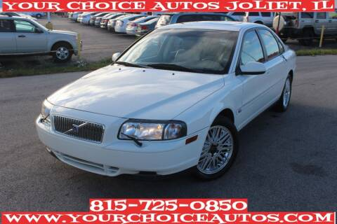 2003 Volvo S80 for sale at Your Choice Autos - Joliet in Joliet IL