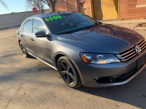 2014 Volkswagen Passat for sale at Square Business Automotive in Milwaukee WI