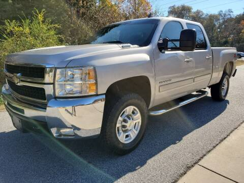 2008 Chevrolet Silverado 2500HD for sale at Marks and Son Used Cars in Athens GA