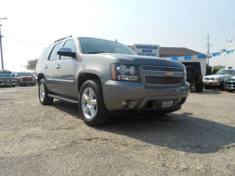 2007 Chevrolet Tahoe for sale at Mountain Auto in Jackson CA