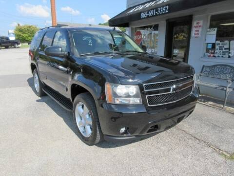 2008 Chevrolet Tahoe for sale at karns motor company in Knoxville TN