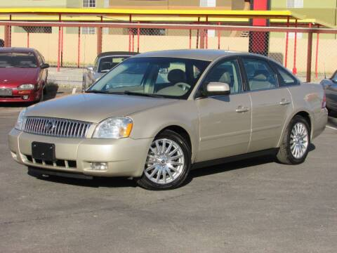 2006 Mercury Montego for sale at Best Auto Buy in Las Vegas NV