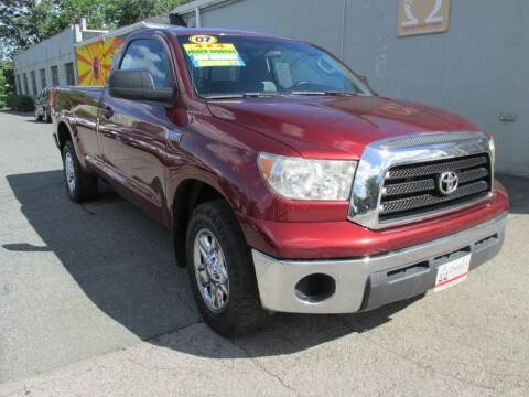 2007 Toyota Tundra for sale at Omega Auto & Truck Center, Inc. in Salem MA