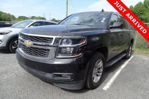 2017 Chevrolet Suburban for sale at Brandon Reeves Auto World in Monroe NC
