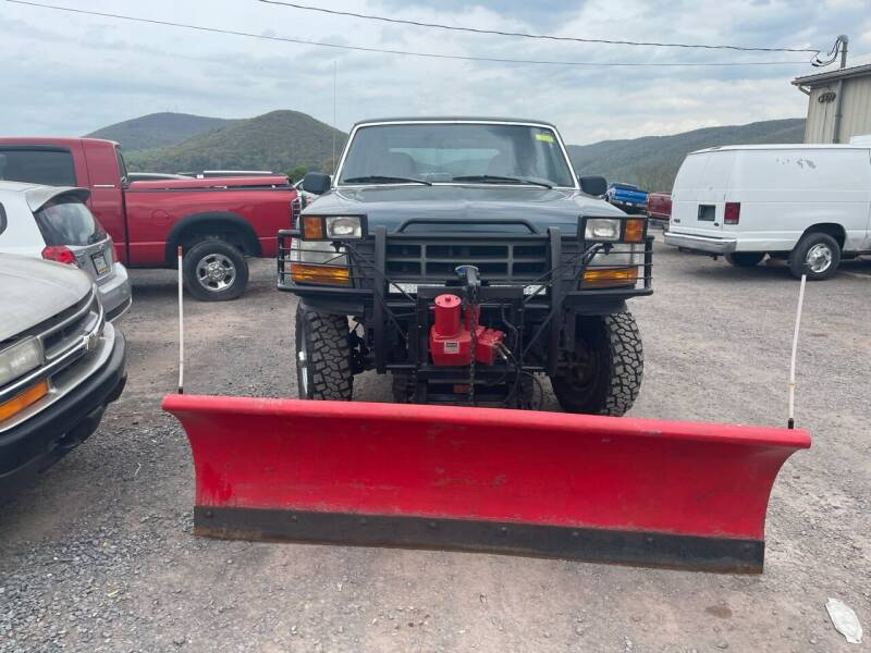 1997 Ford F-350 for sale at Troys Auto Sales in Dornsife PA