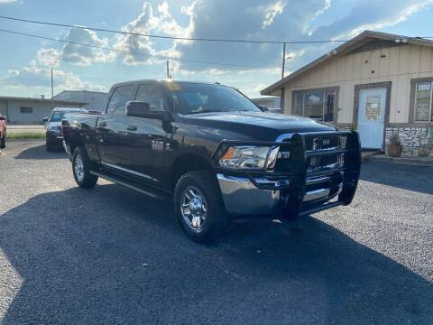 2015 RAM Ram Pickup 2500 for sale at The Trading Post in San Marcos TX