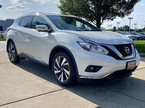 2018 Nissan Murano for sale at Ken Ganley Nissan in Medina OH