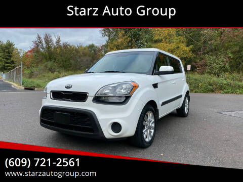 2013 Kia Soul for sale at Starz Auto Group in Delran NJ