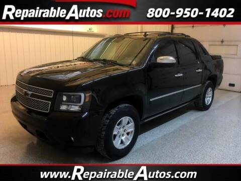 2013 Chevrolet Avalanche for sale at Ken's Auto in Strasburg ND