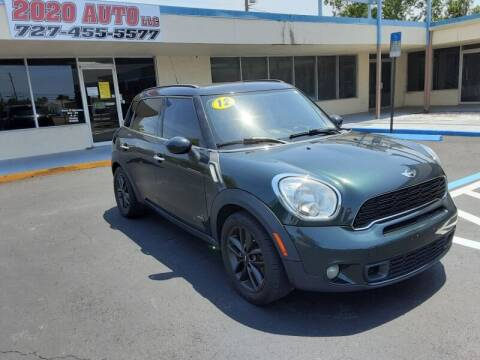 2012 MINI Cooper Countryman for sale at 2020 AUTO LLC in Clearwater FL