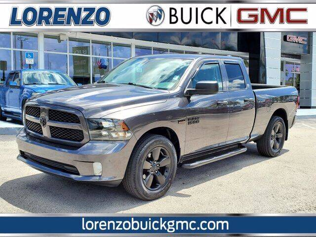 2018 RAM Ram Pickup 1500 for sale at Lorenzo Buick GMC in Miami FL