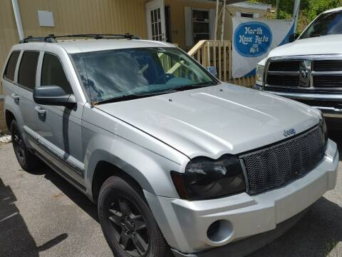 2006 Jeep Grand Cherokee for sale at North Knox Auto LLC in Knoxville TN