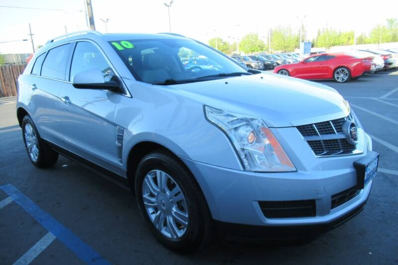 2010 Cadillac SRX for sale at Choice Auto & Truck in Sacramento CA