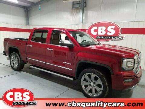 2018 GMC Sierra 1500 for sale at CBS Quality Cars in Durham NC